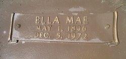 Ella Mae <I>Hicks</I> Hofmister