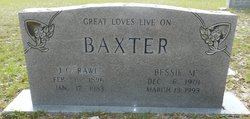 Bessie M. Baxter