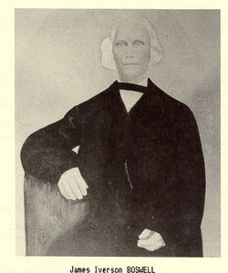 James Iverson Boswell
