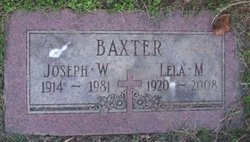 Lela M. Baxter