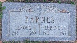 Lenous Barnes