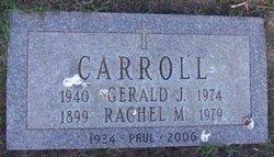 Rachel M. Carroll