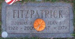 Jeanne B. Fitzpatrick