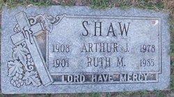 Arthur J. Shaw