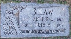 Ruth M. Shaw