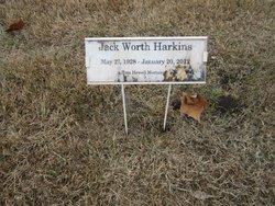 Jack Worth Harkins