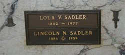 Lincoln Norton Sadler
