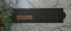 Daisy Dean <I>Hill</I> Van Antwerp
