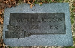 Raymond L. Johnson