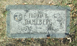 Floyd R Dahlberg
