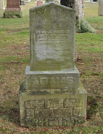 Margaret Ann <I>Partlow</I> Adams