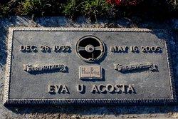 Eva <I>Uribe</I> Acosta