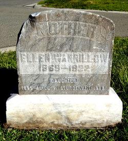 Alice May <I>Warrillow</I> Sturdevant