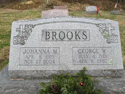 Johanna M Brooks