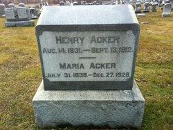 Henry Acker