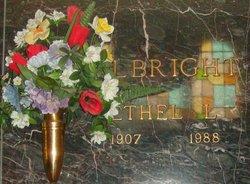 Ethel Frances <I>Lippert</I> Albright