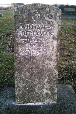 PVT William C. Berryman