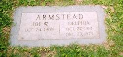 Delphia C <I>Daniel</I> Armstead