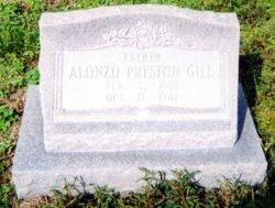 Alonzo Preston Gill