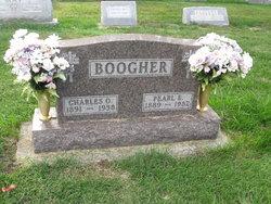 Pearl E <I>Mayer</I> Boogher