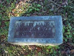 Aubrey Maura