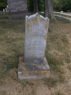 Maria D. C. <I>Clausen</I> Jacobson