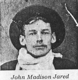 """John Madison """"Bid"""" Jared"""