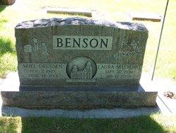 Ariel Dresden Benson