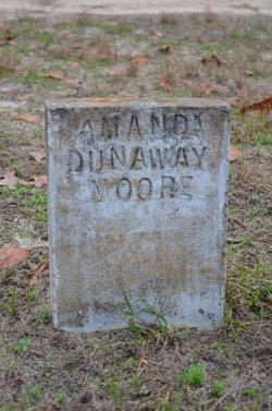 Amanda <I>Dunaway</I> Moore