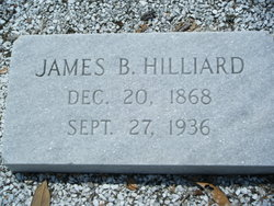 James Barnes Hilliard