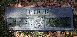 Henry Rudolphus Buck