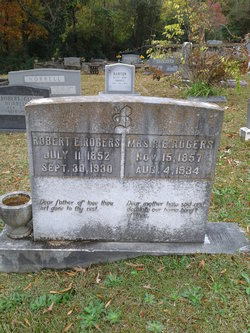 Josephine Harriett <I>Johnson</I> Rogers