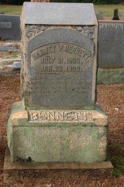 Harvey W Bennett