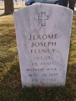 Jerome Joseph Feeney