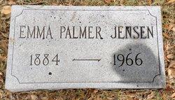 Emma Palmer <I>Wolf</I> Jensen
