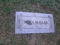 Nora May <I>Fine</I> Haas