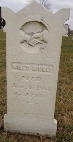 Wiley Riddle