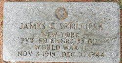 PVT James E. Schleifer