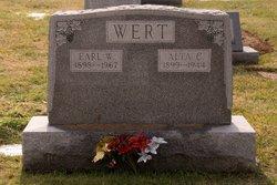 Earl Washington Wert