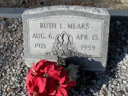 Ruth L Mears