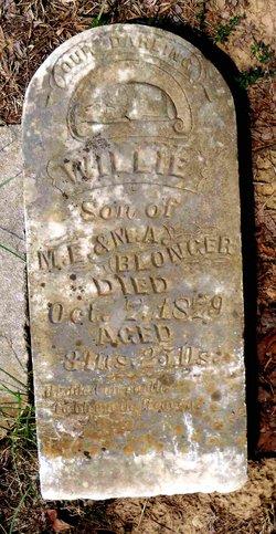 Willie Blonger