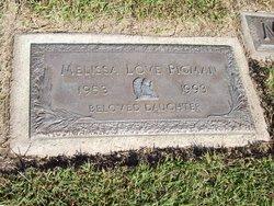 Melissa Love Pigman