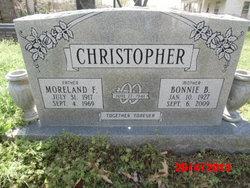 Moreland F Christopher