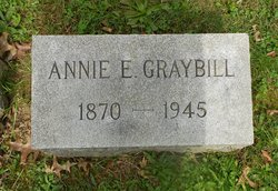 Annie E. <I>Heck</I> Graybill