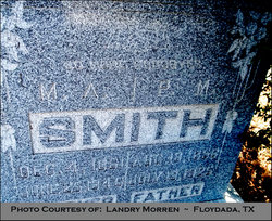 P M Smith