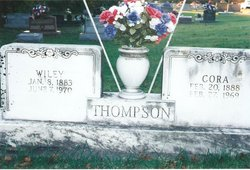 Cora <I>Huey</I> Thompson