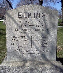 Samuel R. Elkins