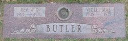 Violet Mae Butler