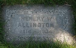 Henery W Allington