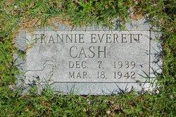 Trannie Everett Cash